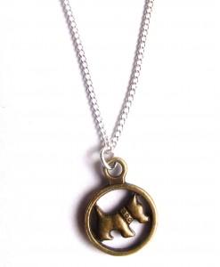 puppy pendant