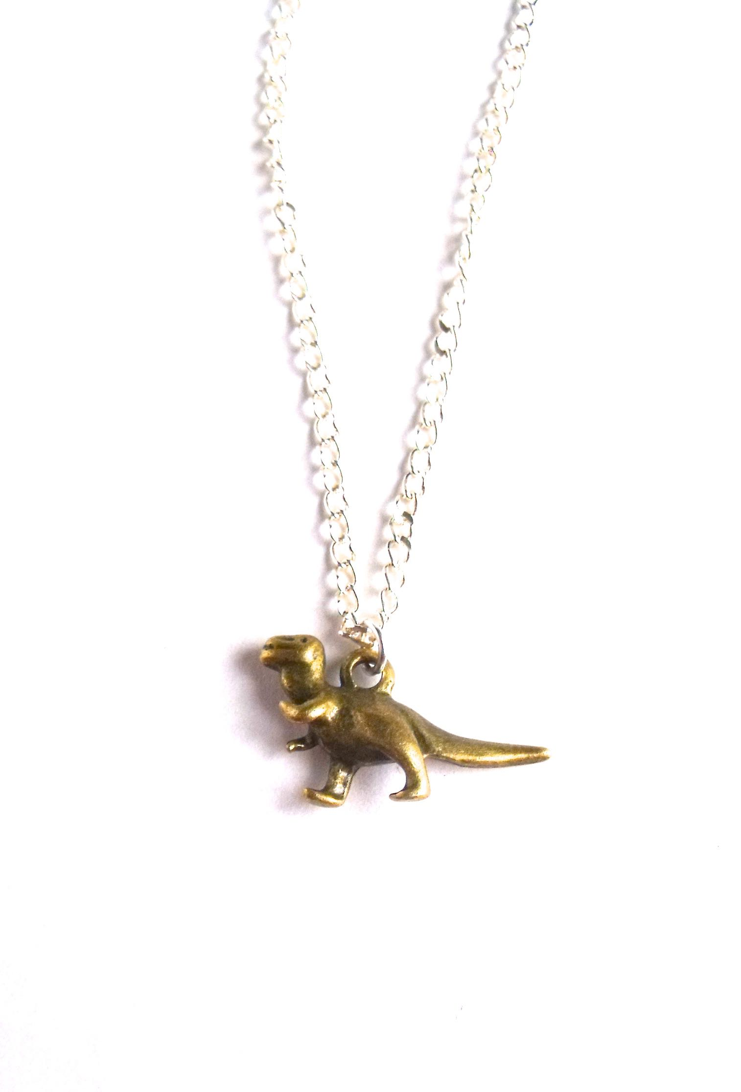 silver medium diplodocus jewellery pendant cartoondino sterling products dinosaur necklace