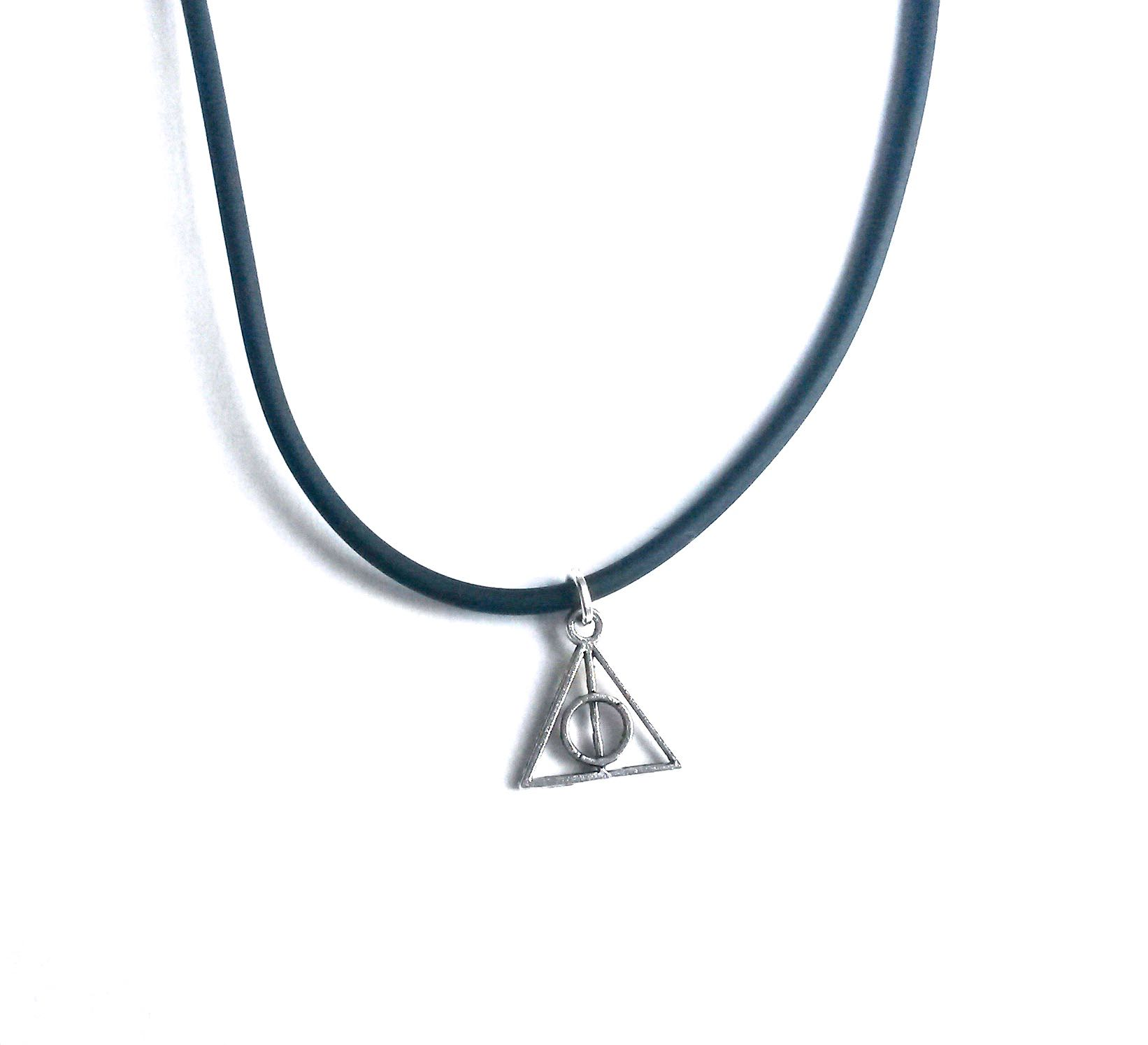 Potter deathly hallows necklace harry potter deathly hallows necklace biocorpaavc