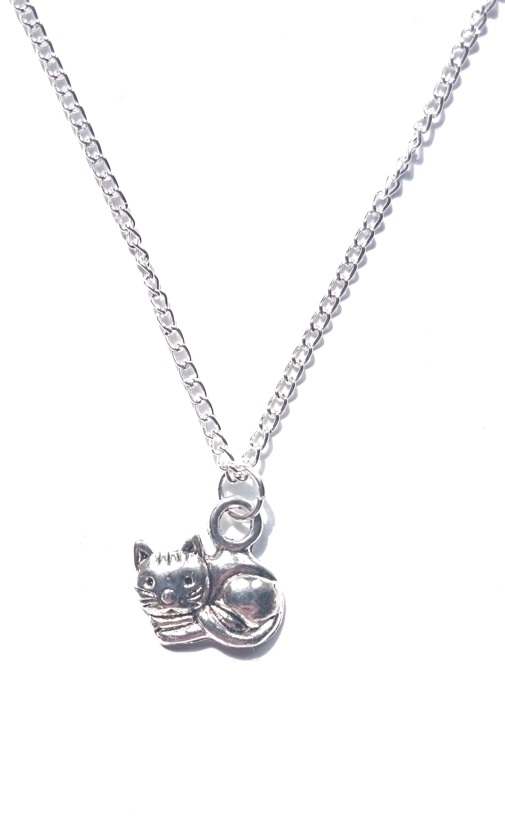 orelia necklace jewellery london products ditsy lucky cat jewelry