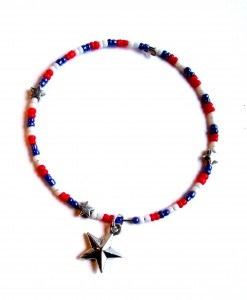 Stars and Stripes Bangle