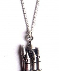 castle necklace