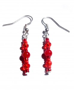 cayenne earrings