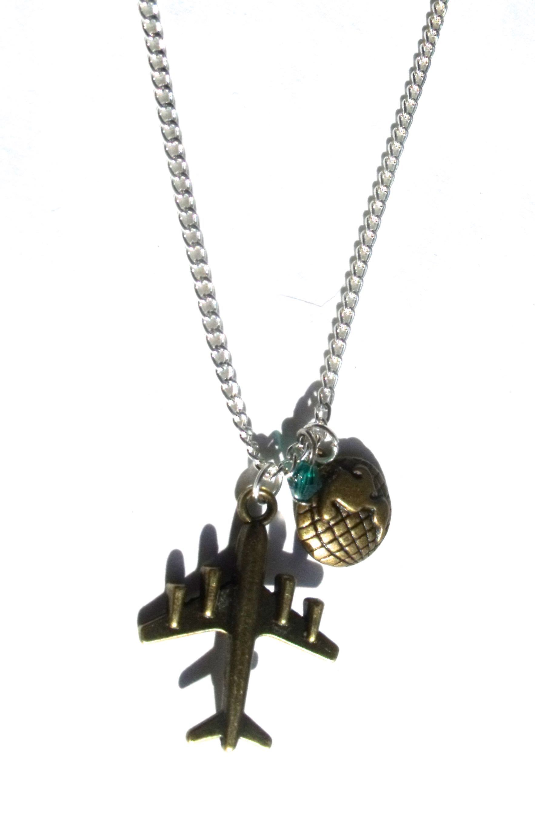 traveller necklace