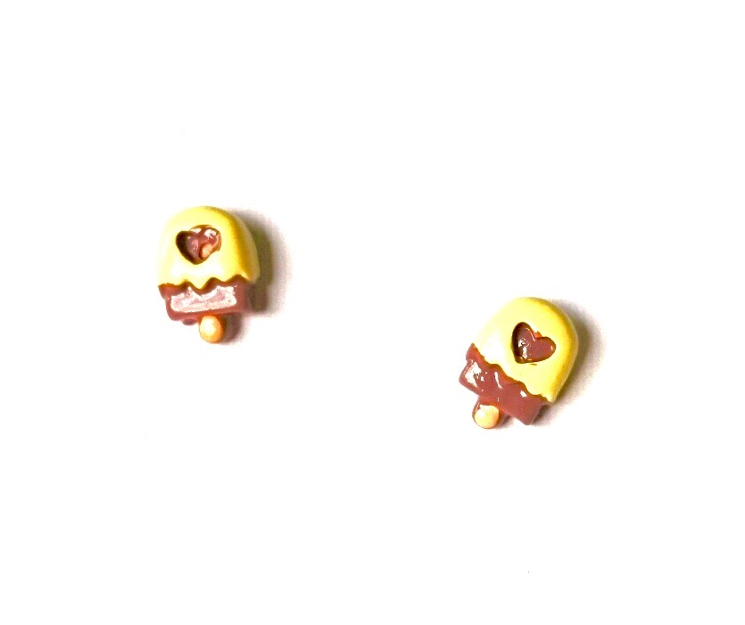 lolly ice earrings