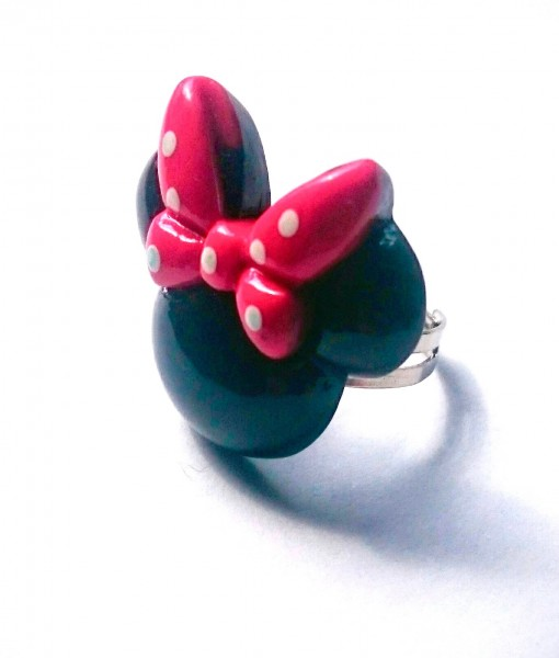 minnie mouse ring
