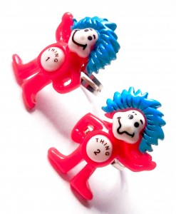 Thing 1 & Thing 2 Ring Set
