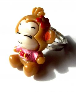 Little Monkey Ring