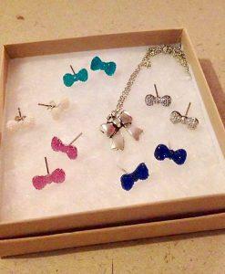beautiful bows gift set